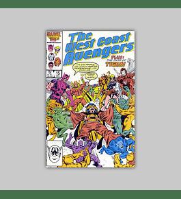 West Coast Avengers (Vol. 2) 15 1986