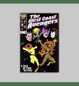 West Coast Avengers (Vol. 2) 16 1987