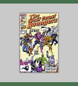 West Coast Avengers (Vol. 2) 18 1987