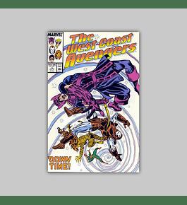 West Coast Avengers (Vol. 2) 19 1987