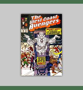 West Coast Avengers (Vol. 2) 22 1987