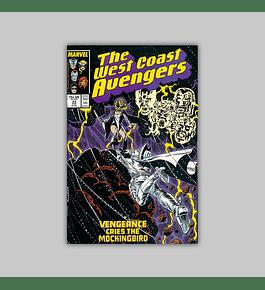 West Coast Avengers (Vol. 2) 23 1987