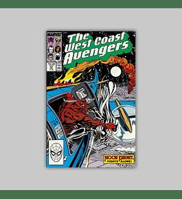 West Coast Avengers (Vol. 2) 29 1988