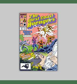West Coast Avengers (Vol. 2) 31 1988