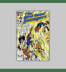 West Coast Avengers (Vol. 2) 32 1988