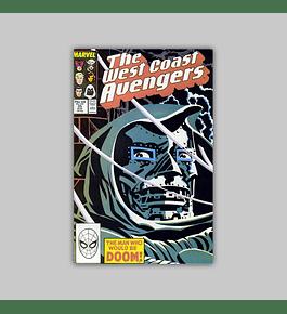 West Coast Avengers (Vol. 2) 35 1988