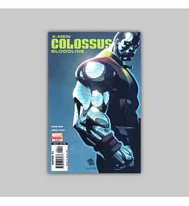 X-Men: Colossus - Bloodline 4 2006