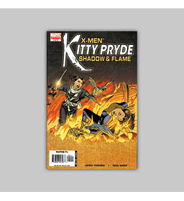 X-Men: Kitty Pryde - Shadow and Flame 5 2005