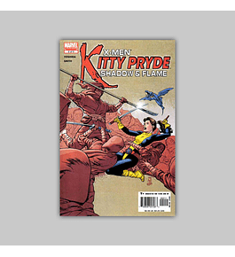 X-Men: Kitty Pryde - Shadow and Flame 2 2005