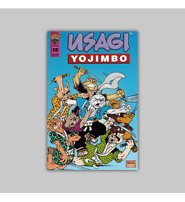 Usagi Yojimbo (Vol. 2) 12 1995