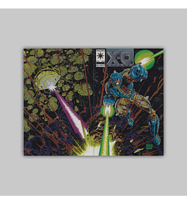 X-O Manowar 0 Foil 1993
