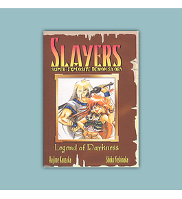Slayers Super-Explosive Demon Story Vol. 01: Legend of Darkness