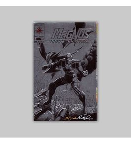 Magnus: Robot Fighter 25 Signed 1993