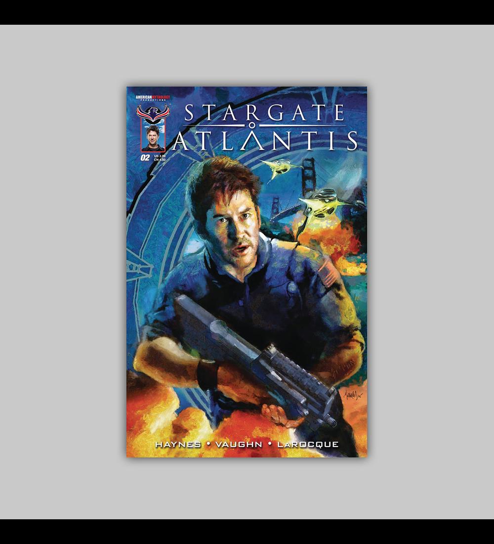 Stargate Atlantis: Back to Pegasus 2 2016