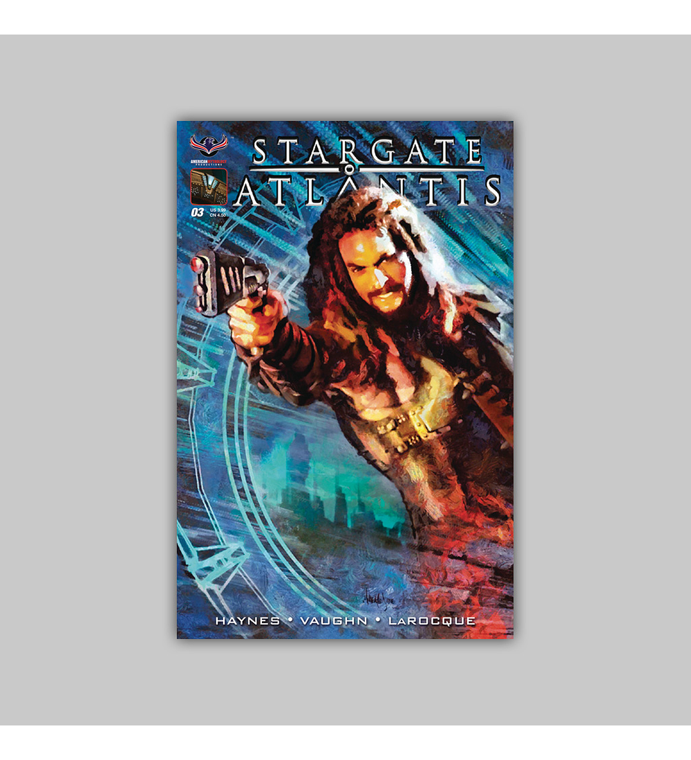 Stargate Atlantis: Back to Pegasus 3 2016