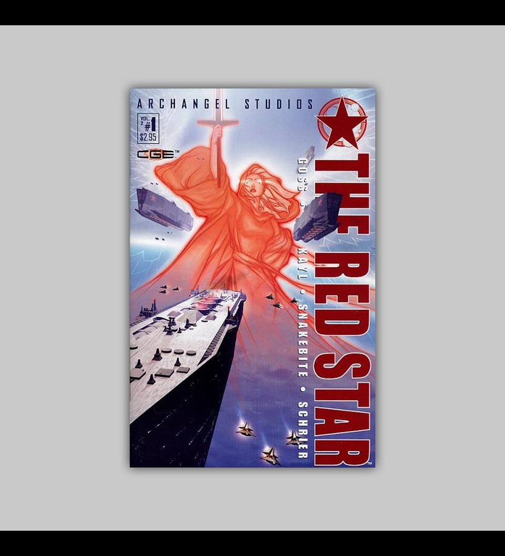 Red Star (Vol. 2) 1 2003