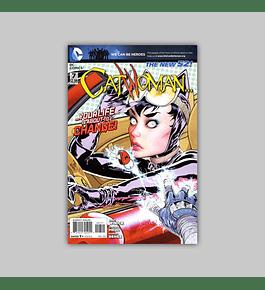 Catwoman (Vol. 3) 7 2012