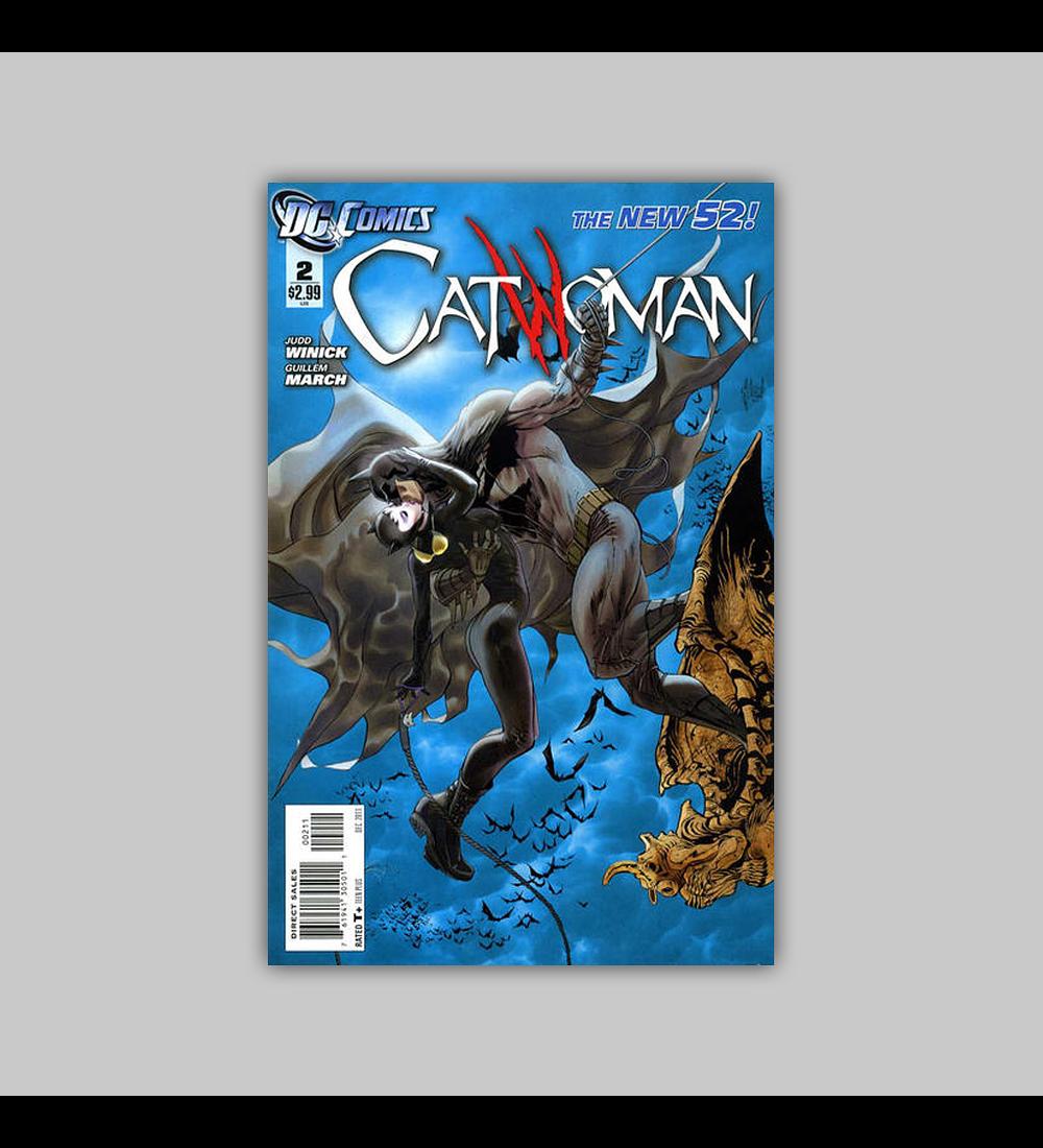 Catwoman (Vol. 3) 2 2011