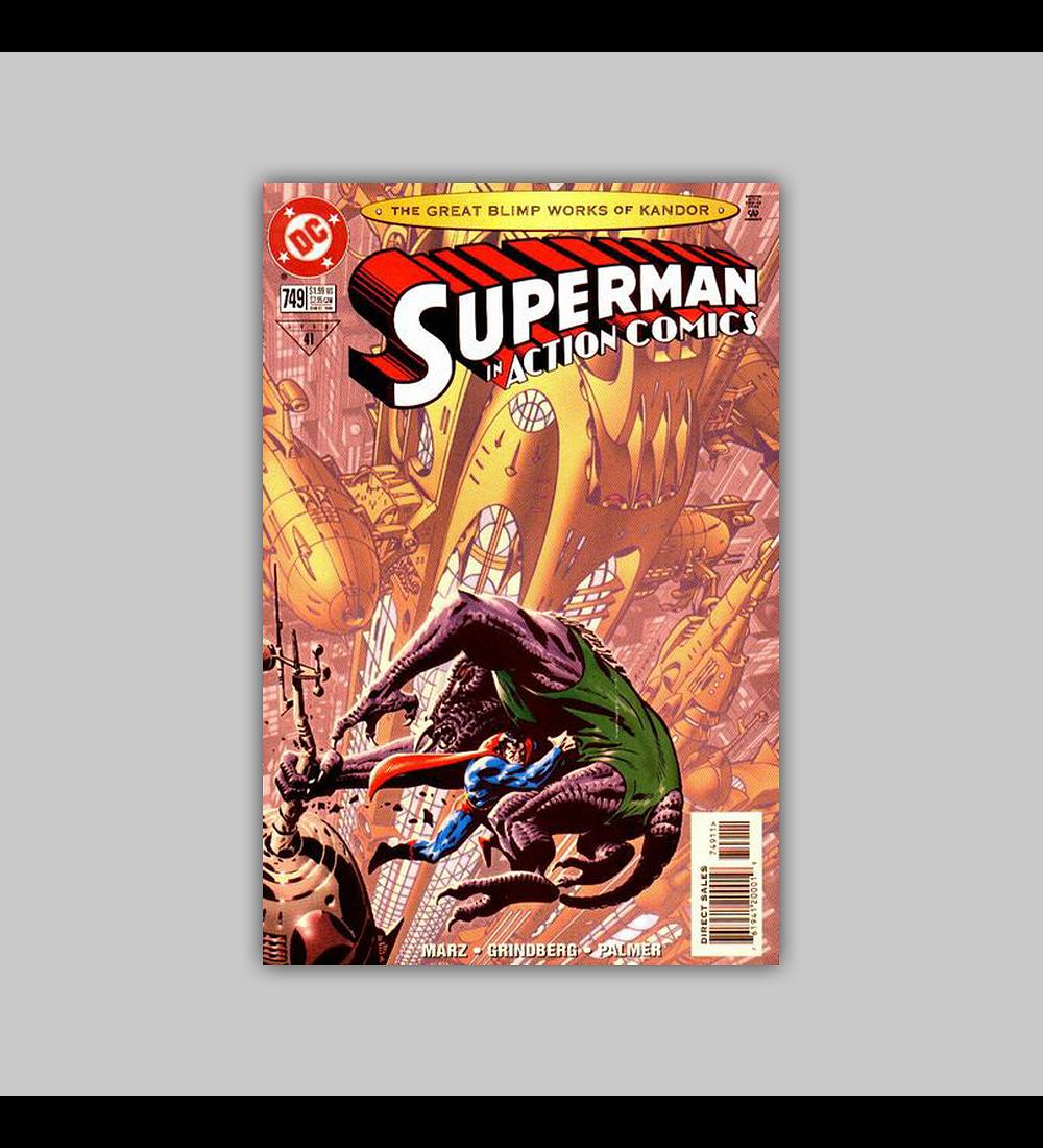 Action Comics 749 1998