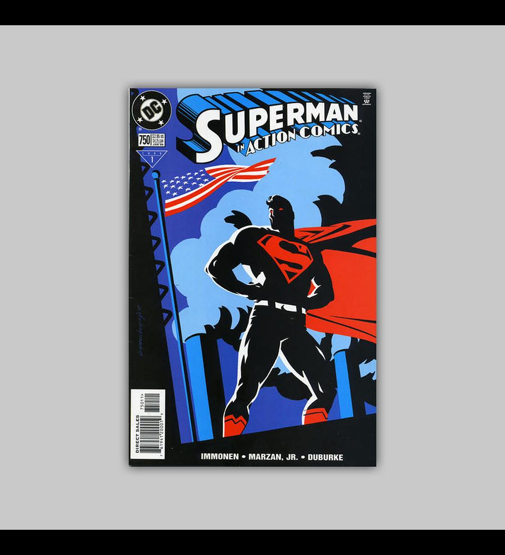 Action Comics 750 1999