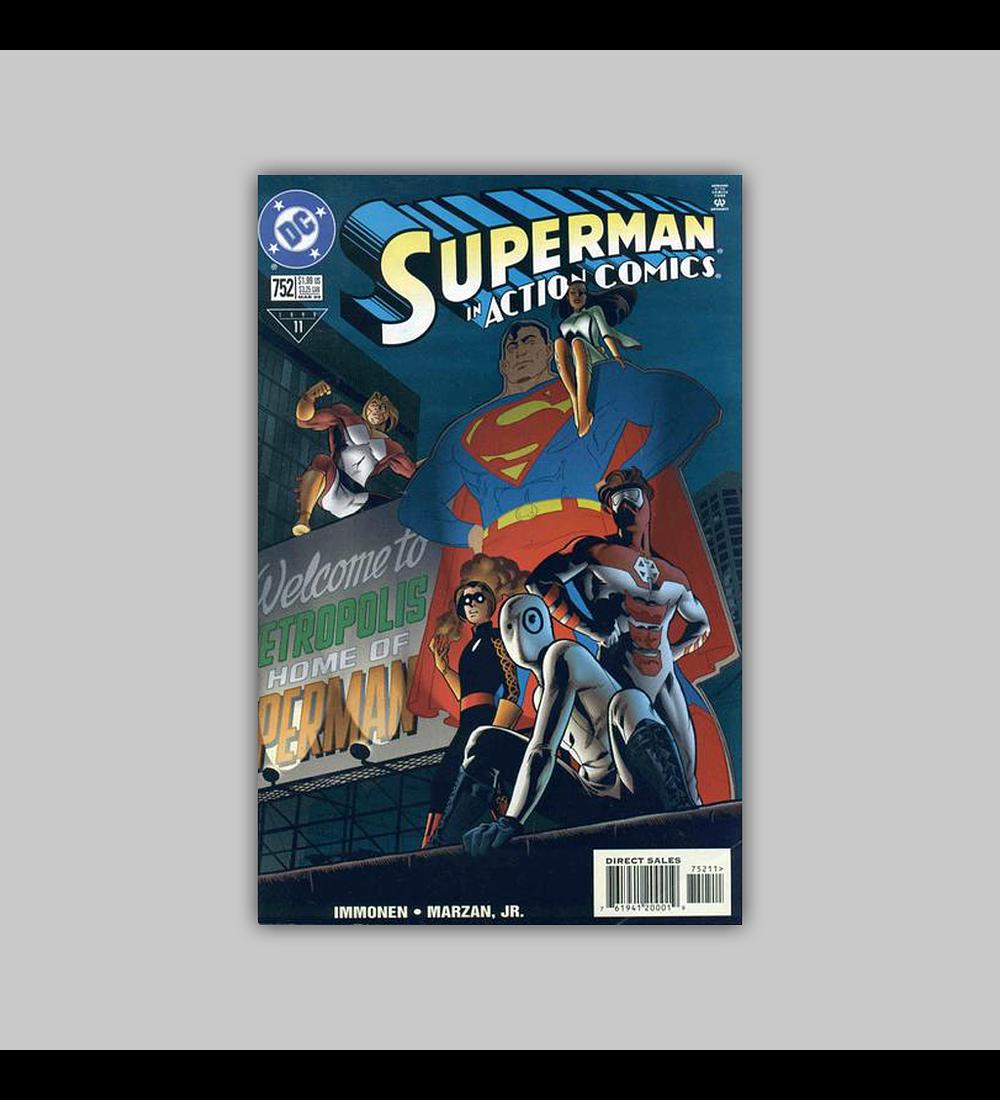 Action Comics 752 1999