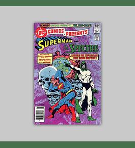 DC Comics Presents 29 1981