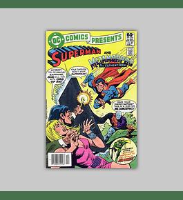 DC Comics Presents 40 1981