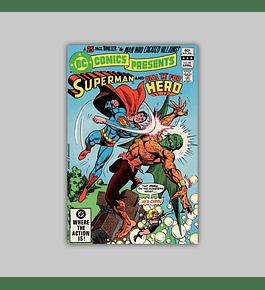 DC Comics Presents 44 1982