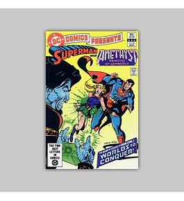 DC Comics Presents 63 VF/NM (9.0) 1983