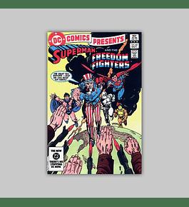 DC Comics Presents 62 1983