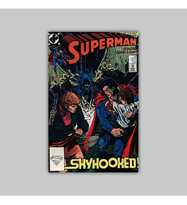 Superman (Vol. 2) 34 1989