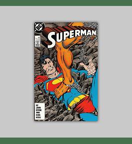 Superman (Vol. 2) 7 1987