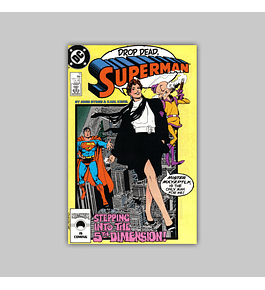Superman (Vol. 2) 11 1987