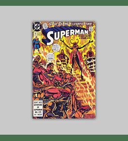 Superman (Vol. 2) 47 1990