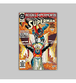 Superman (Vol. 2) 80 1993
