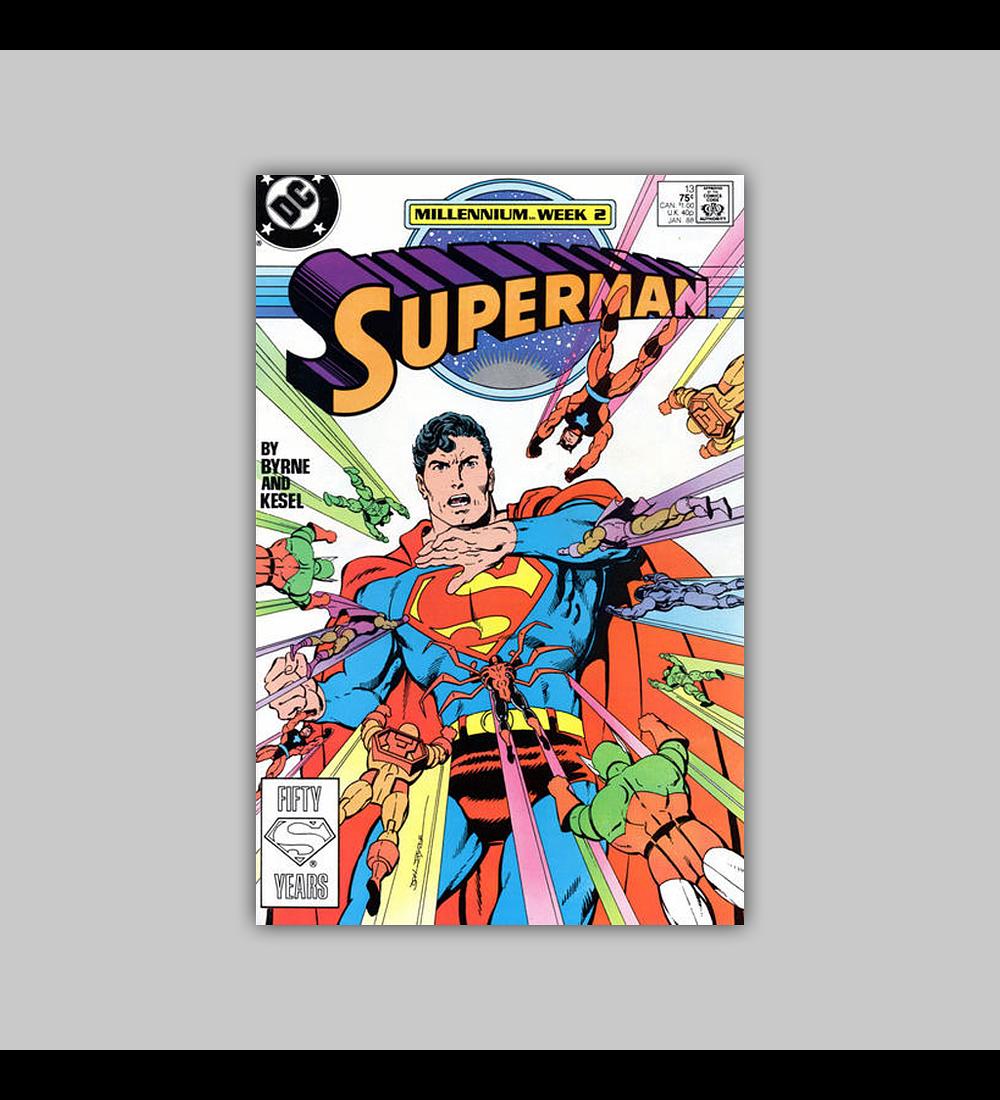 Superman (Vol. 2) 13 1988