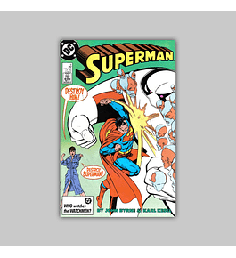 Superman (Vol. 2) 6 1987
