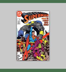 Superman (Vol. 2) 8 1987