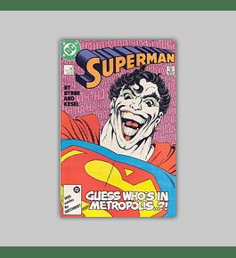 Superman (Vol. 2) 9 1987