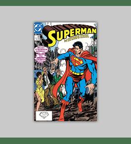 Superman (Vol. 2) 10 1987