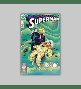 Superman (Vol. 2) 18 1987