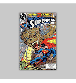 Superman: The Man of Steel 3 1991
