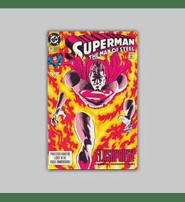 Superman: The Man of Steel 11 1992