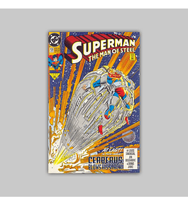 Superman: The Man of Steel 13 1992