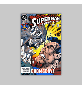 Superman: The Man of Steel 19 1993