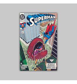 Superman: The Man of Steel 12 1992