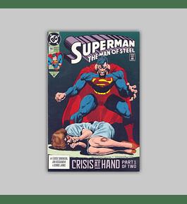 Superman: The Man of Steel 16 1992