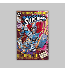 Superman: The Man of Steel 22 1993