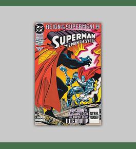 Superman: The Man of Steel 24 1993