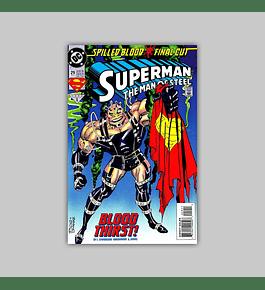 Superman: The Man of Steel 29 1994